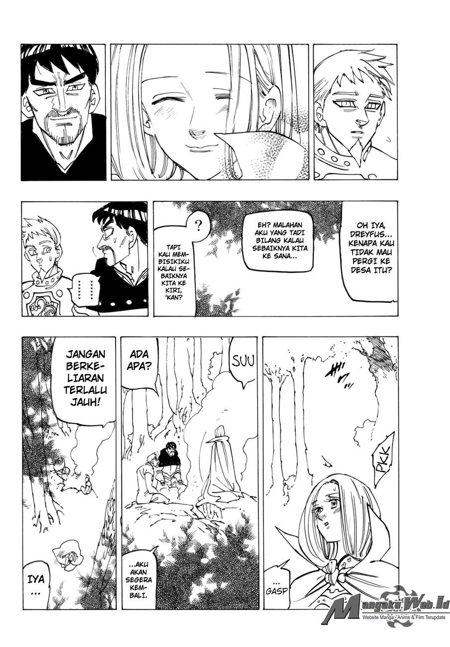 Nanatsu No Taizai: Chapter 244 - Page 11