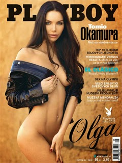 Revista Playboy Republica Checa-Mayo 2015 PDF Digital