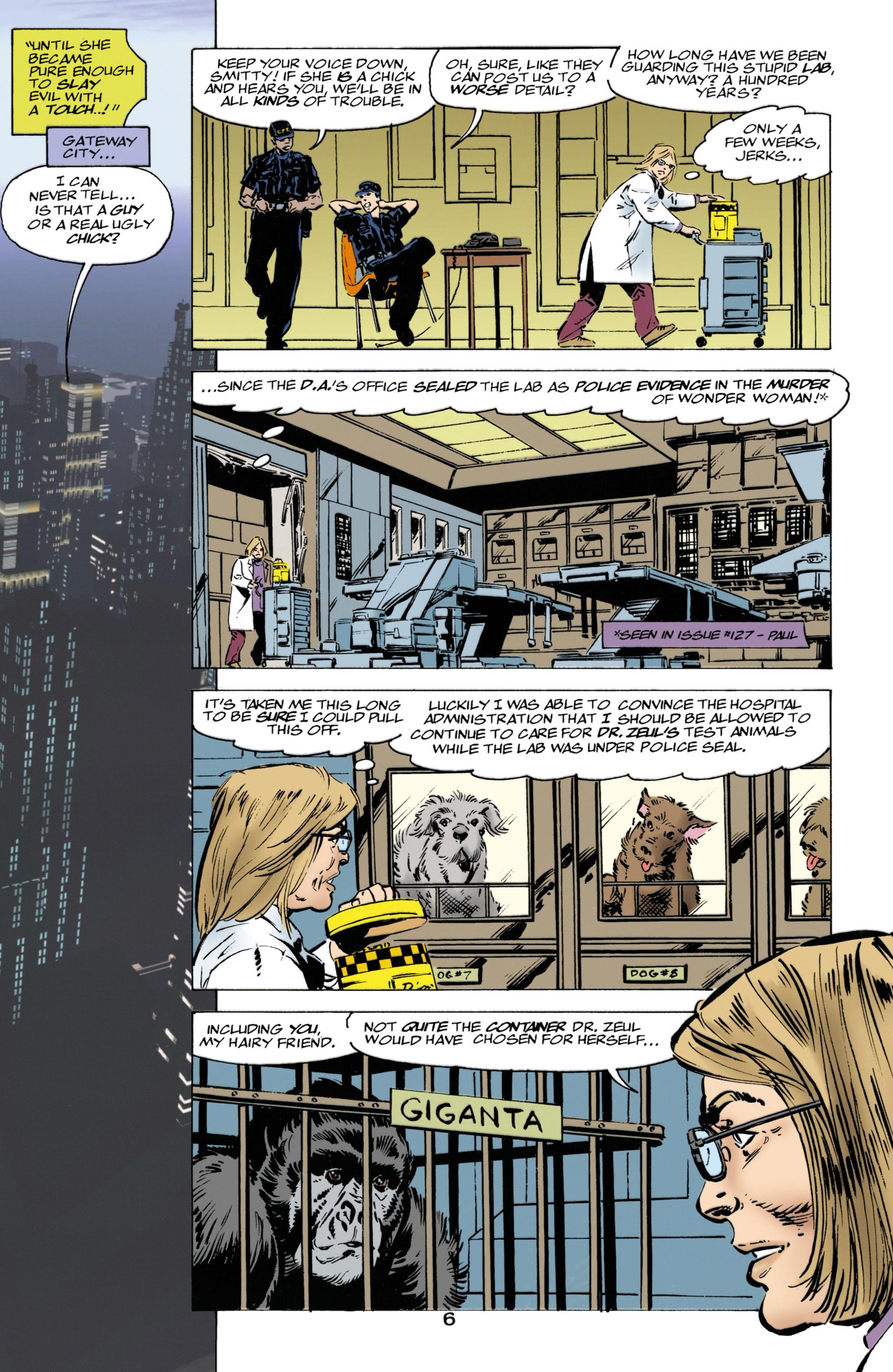 Read online Wonder Woman (1987) comic -  Issue #136 - 7