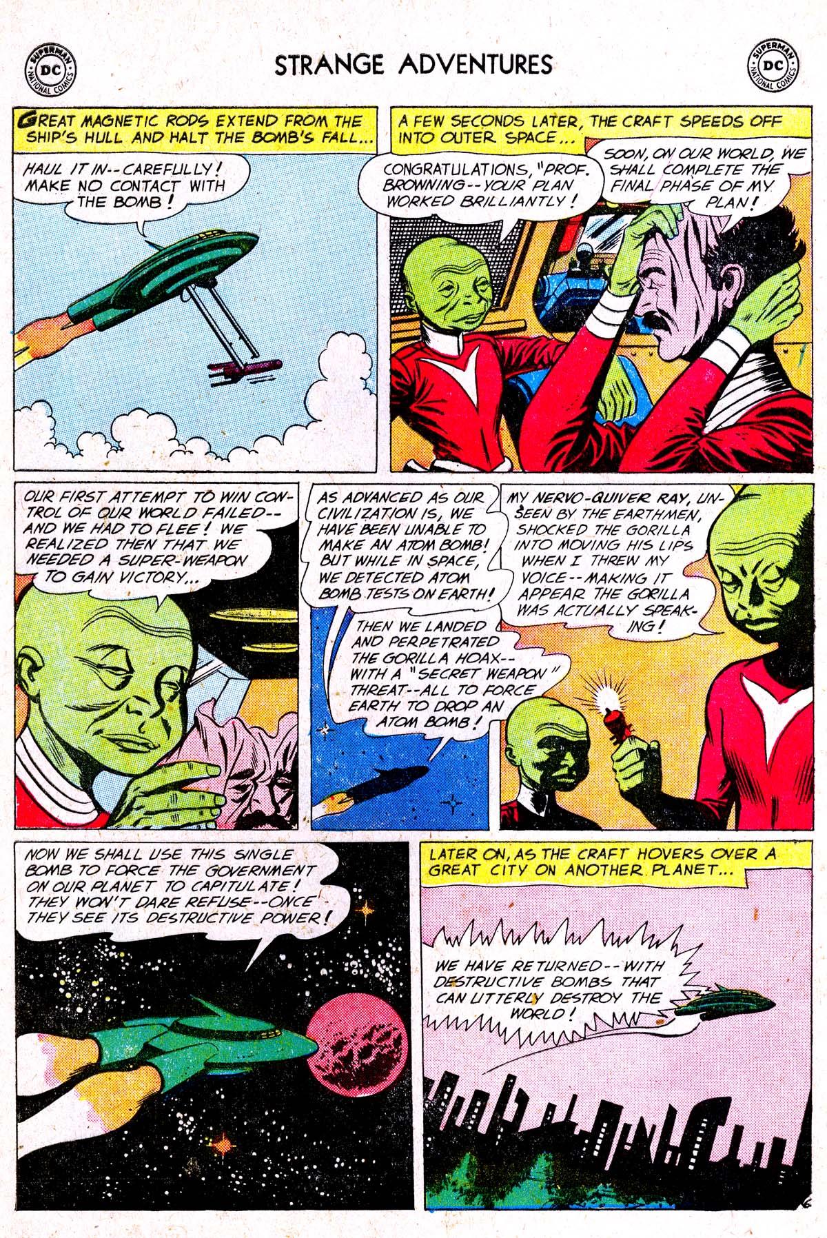 Strange Adventures (1950) issue 88 - Page 8