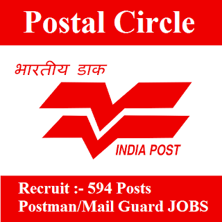 Kerala Postal Circle, Postal Circle, Kerala, Postman, Mail Guard, 10th, freejobalert, Sarkari Naukri, Latest Jobs, Hot Jobs, kerala postal circle logo