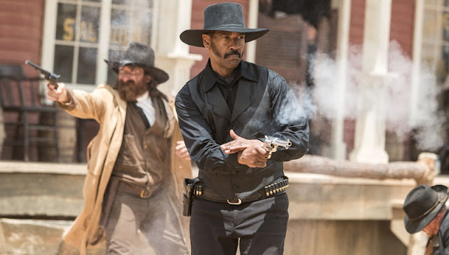 Sete Homens e um Destino | Mais ação no segundo trailer do faroeste com Denzel Washington, Chris Pratt e Ethan Hawke