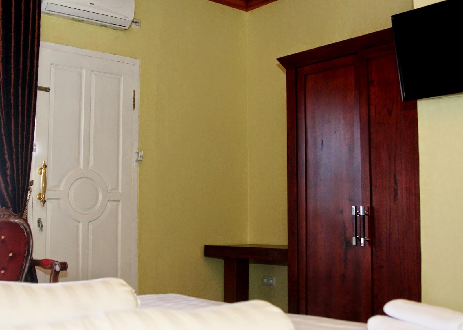 Syakila Hotel Syariah Curup Bengkulu Fasilitas Ruang Kamar Hotel
