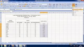 Cara Paling Mudah Mengurutkan Data Di Microsoft Excel