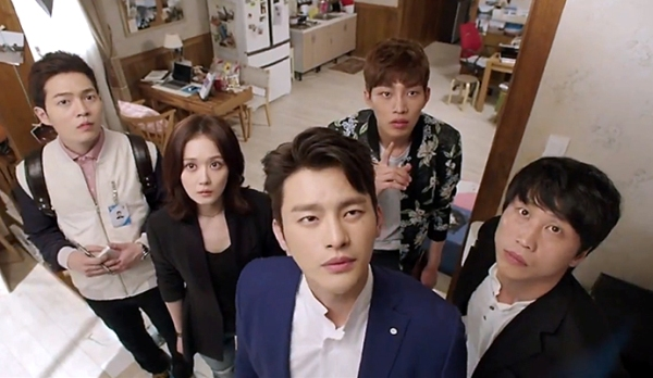 A Daily Dose of K-Screen: [K-Drama Review] I Remember You