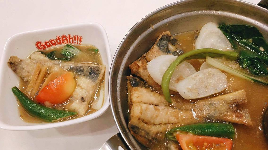 A Must Try Goodah S Sinigang Sa Miso Boneless Bangus Mermaid In Stilettos