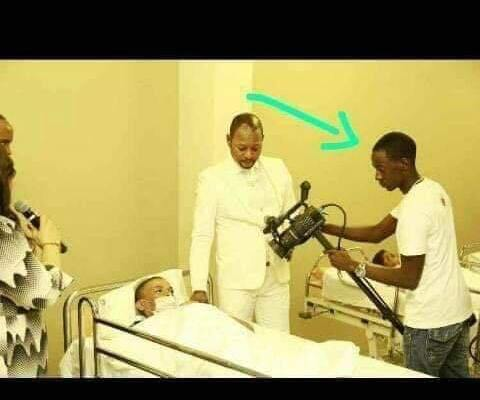 Here Are Some Proves That Shows Pastor Alph Lukau Faked The Death of the Who was Resurrected.