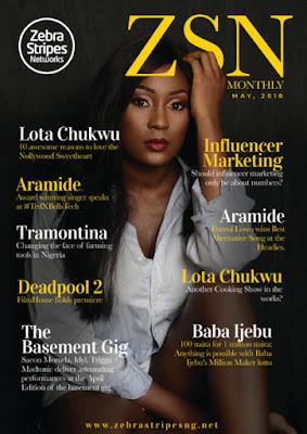 Lota Chukwu ZSN Monthly