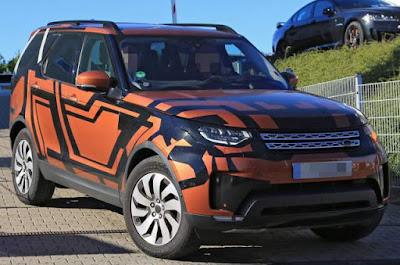 2018 Voitures neuves: 2018 Land Rover Discovery Prix, date de sortie