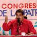 """Maduro anunció que tiene listo un decreto """"Para que nadie utilice la inmunidad parlamentaria para la violencia"""""""