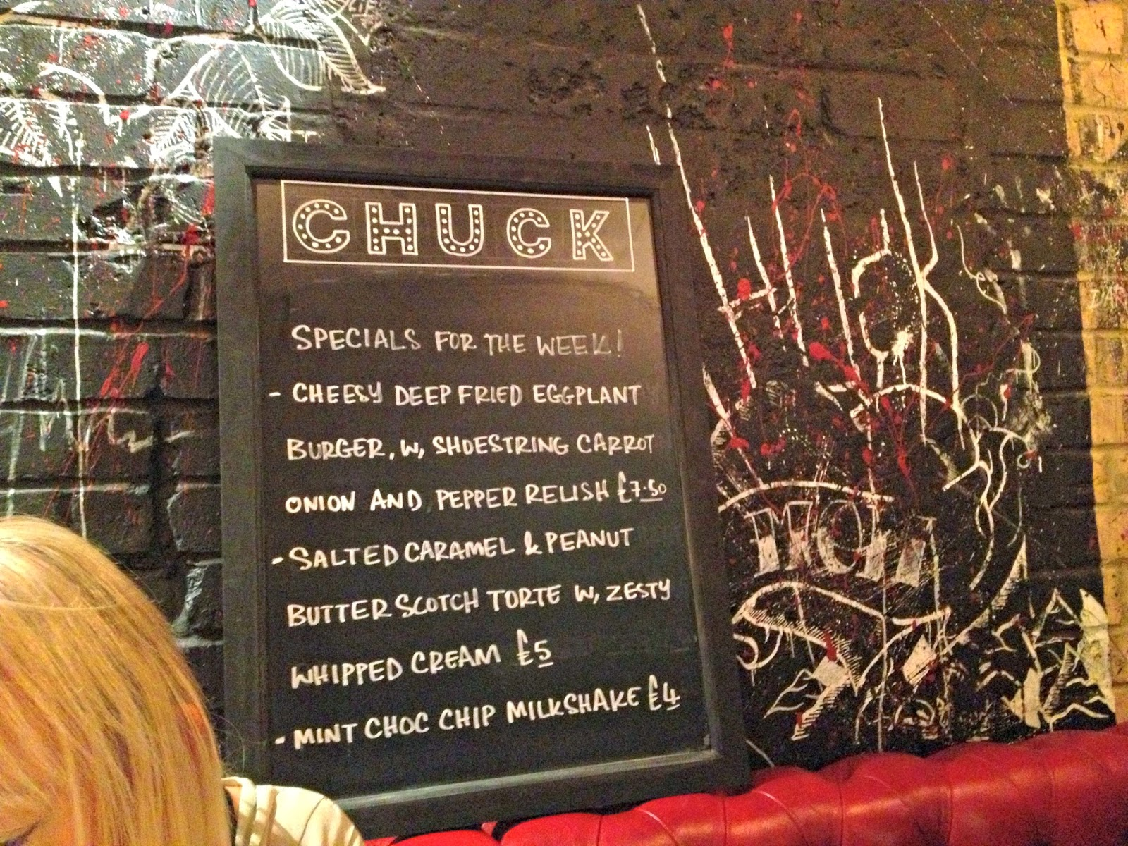 Chuck Burger Hatch End