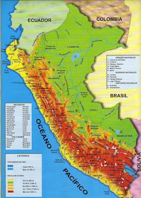 Aglaeactis aliciae map