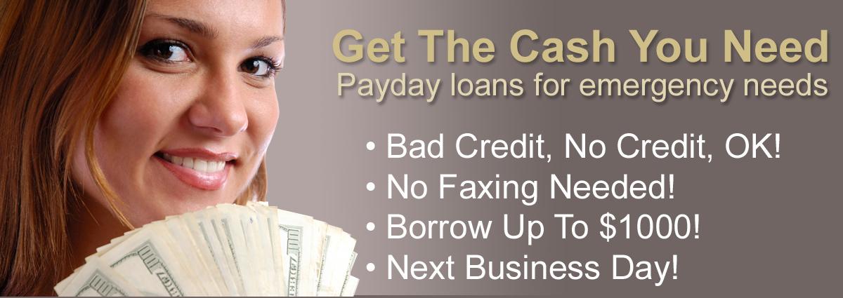 Fast cash signature loans picture 3