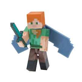 Minecraft Series 4 Overworld Figures