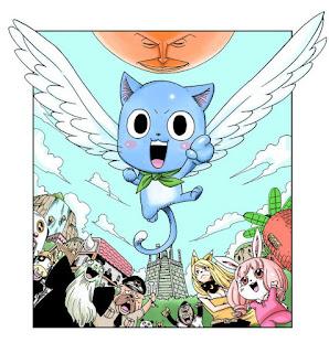 "Manga: Anunciado un manga spinoff de ""Fairy Tail"""