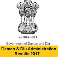 Daman & Diu Administration Results 2017