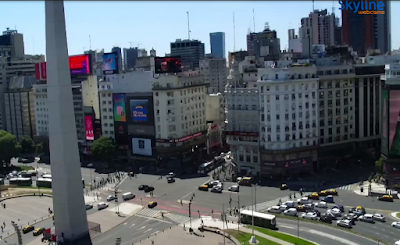 câmera ao vivo da argentina buenos aires