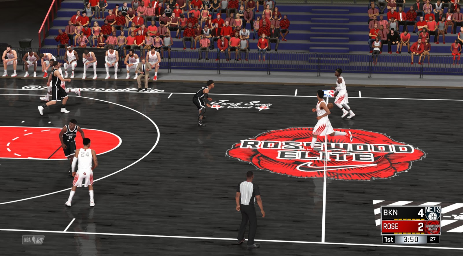 DNA Of Basketball | DNAOBB: NBA 2K18 Blacktop Without Court by TGsoGood