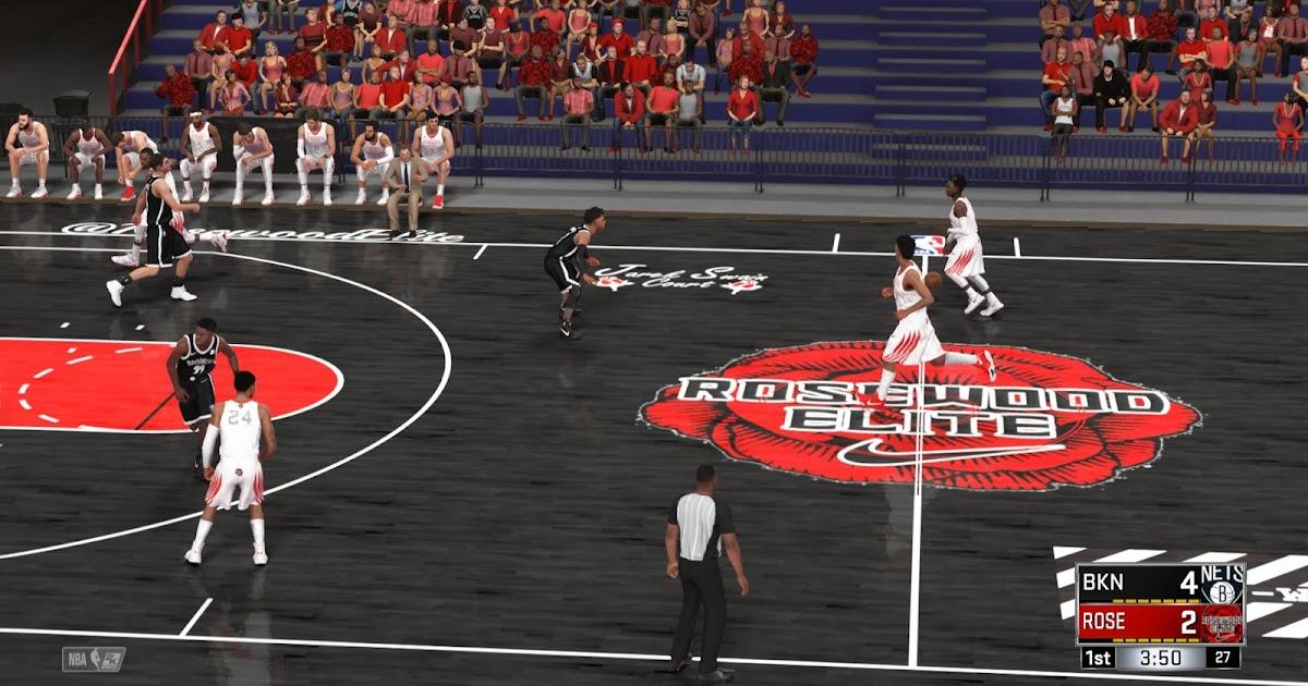 DNA Of Basketball | DNAOBB: NBA 2K18 Blacktop Without ...