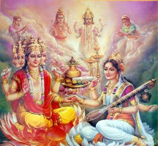 Brahma Saraswati