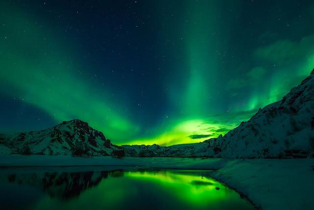 Cuando viajar a Islandia - Aurora Boreal