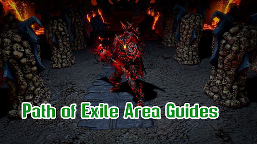 Path of Exile Area Guides