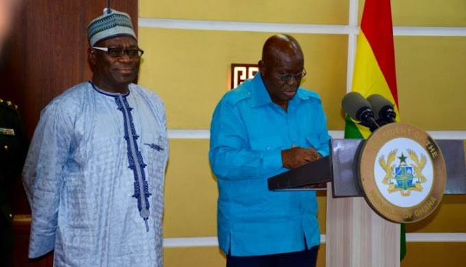 Akufo-Addo suspends Upper West regional Minister
