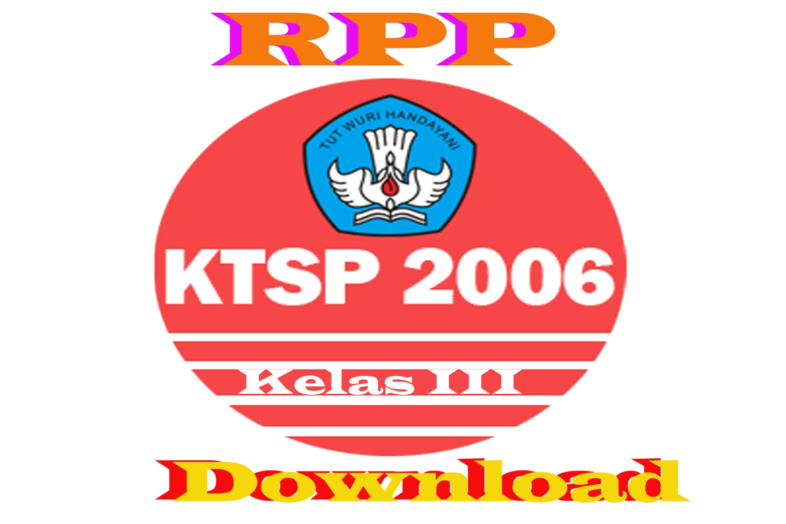 Download Rpp Silabus Kd Amp Ki Promes Prota Dan Kkm Kelas 3 Sd