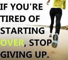 Πώς δεν θα παρατήσεις τη γυμναστική