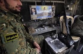 سوريا بين الداعش والحشود الإيرانية وحزب الله والحشد الشعبي العراقي