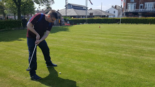 Terry's Traditional Putting Green in Cleethorpes