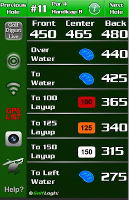 GolfLogix GPS