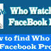 See whos Looking at Your Facebook