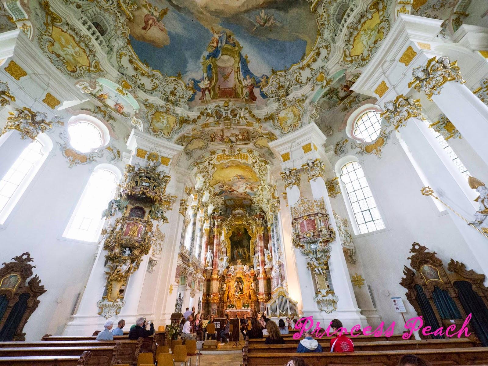 威斯教堂-Wieskirche