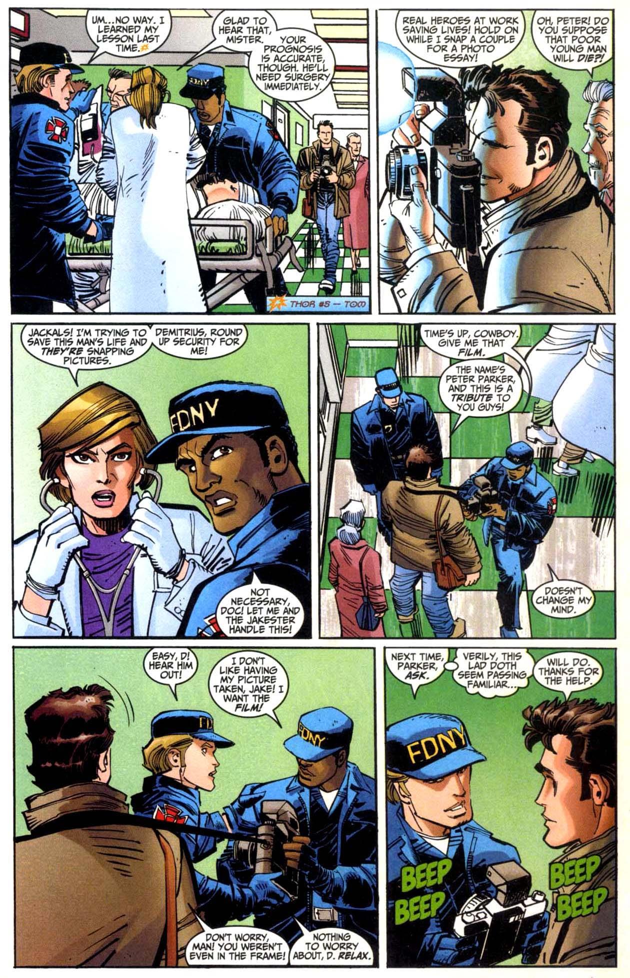 Thor (1998) Issue #8 #9 - English 11