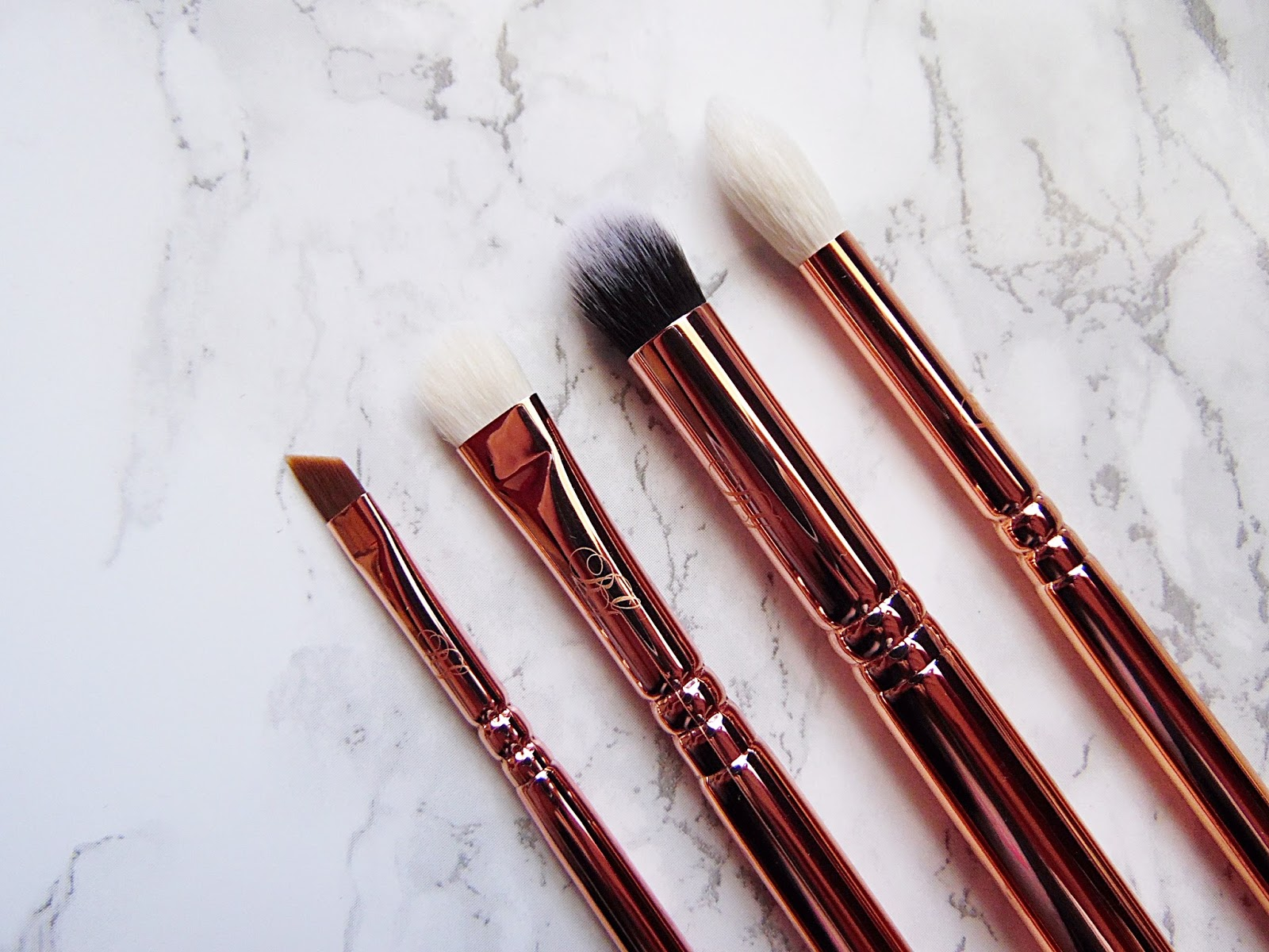 Zoeva Rose Golden Vol.3 Brush Set