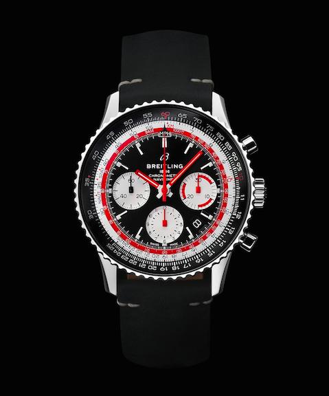 Breitling Navitimer 1 B01 Chronograph 43 Swissair Edition