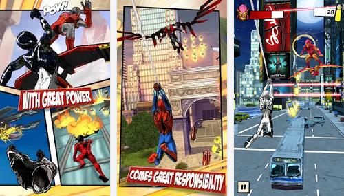 Spider Man Unlimited Power Hacked Apk Download