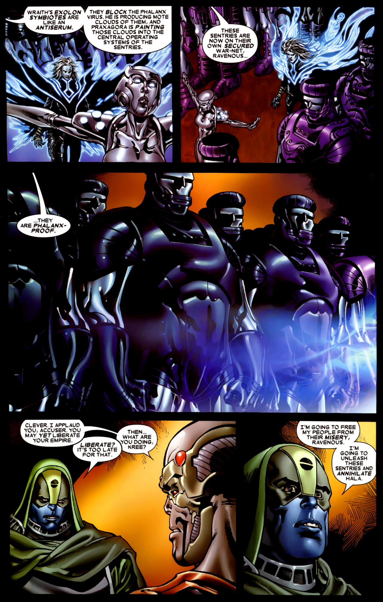 Read online Annihilation: Conquest comic -  Issue #4 - 16