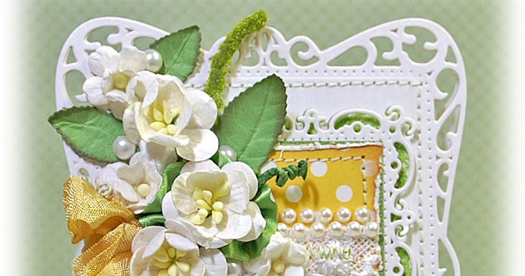 Flower Based Birthday Cake
