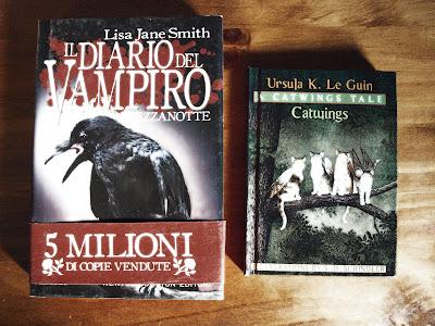 Il Diario del vampiro, Catwings