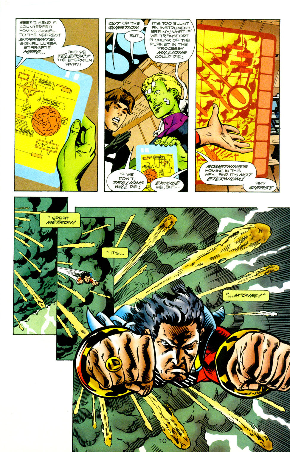 Legion of Super-Heroes (1989) 118 Page 11