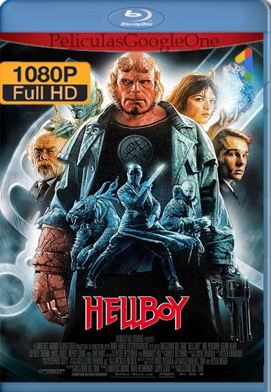 Hellboy (2004) [1080p] [Latino-Ingles] [Luiyi21HD]