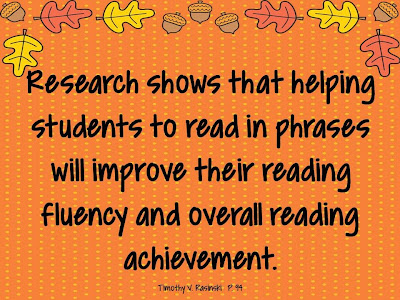 Fluency Fix-up Strategies can help our struggling readers. Check out this post for helpful fluency tips.