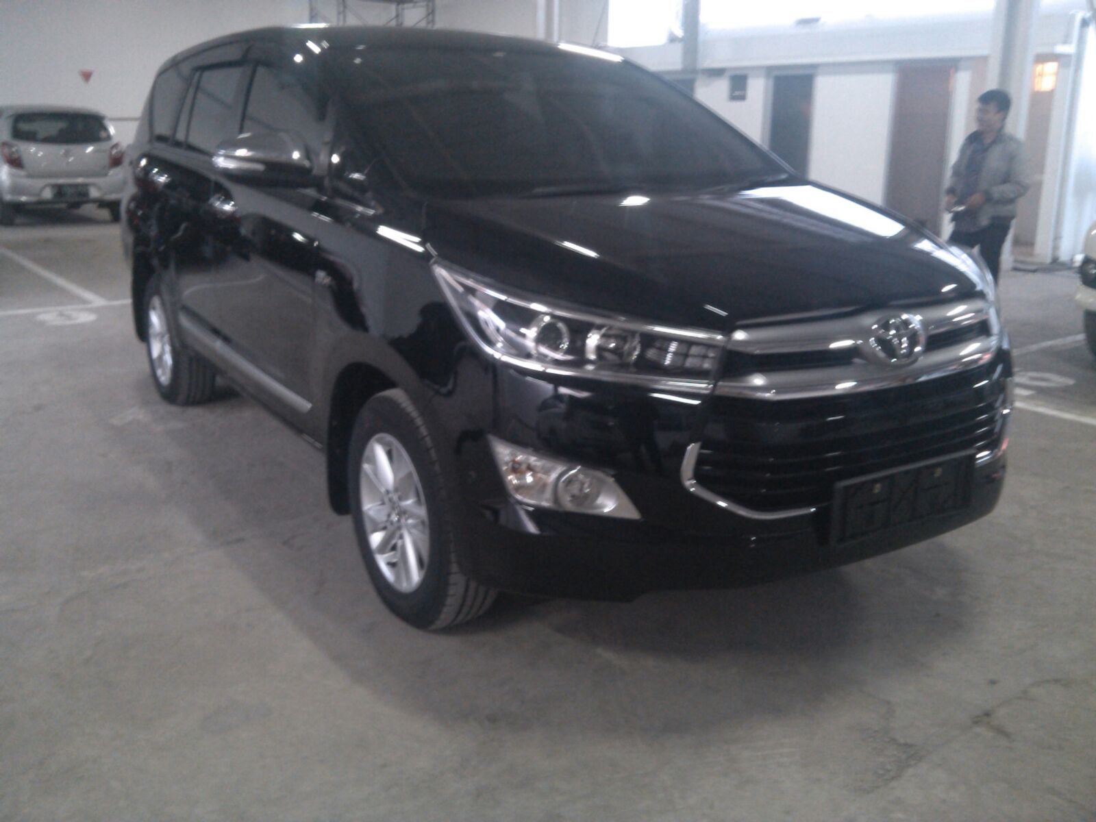 Jual All New Kijang Innova Grand Avanza Warna Harga Toyota Promo