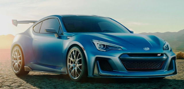 2019 Subaru BRZ Rumors
