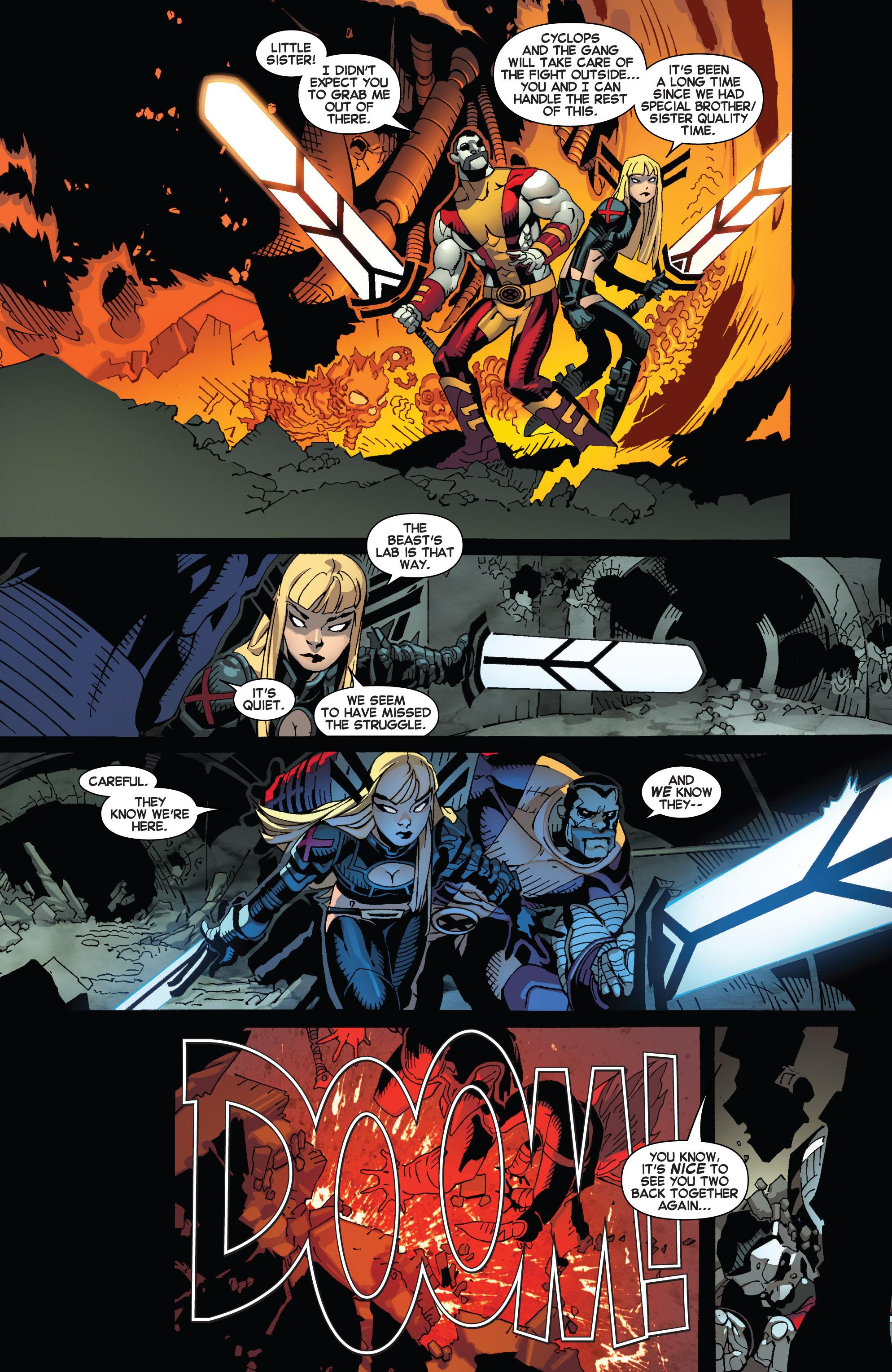 Read online Uncanny X-Men (2013) comic -  Issue #13 - 7