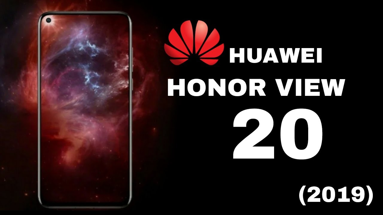 Huawei Going to Launch Smartphone With 48MP Rear Camera And An In-Display Front Camera