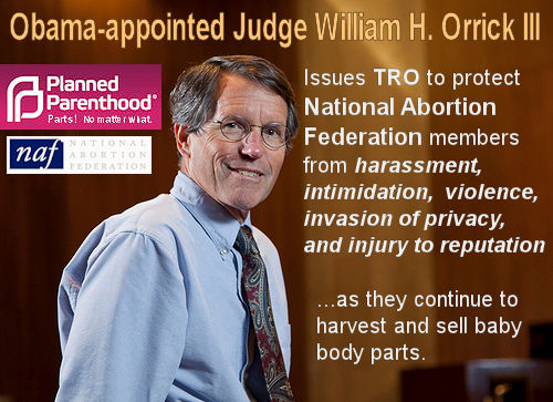 Image result for Federal Judge William Orrick III