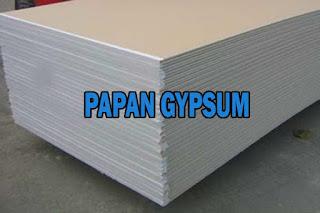 HARGA PAPAN GYPSUM